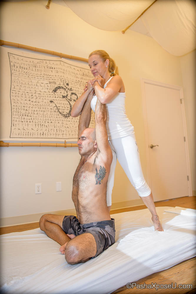 ayurverdic yoga massage