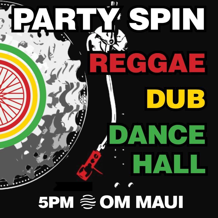 reggae-spin